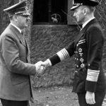 Gierłoż. Adolf Hitler, Karl Doenitz 1942