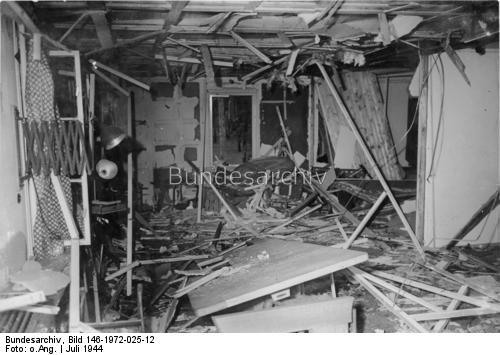 Barak narad po wybuchu bomby