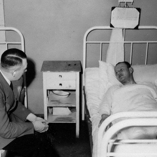 Adolf-Hitler - Heinrich Borgmann, army adjudant