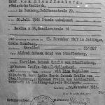 Akt zgonu Clausa von Stauffenberga