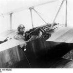 Hermann Goering w Fokker Dr.I - 14 kwietnia 1918
