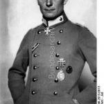 Hermann Goring w lipcu 1918
