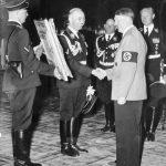 Himmler i Adolf Hitler w 1939