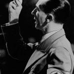 Joseph Goebbels wygłasza przemówienie do mieszkańców Berlina 1943