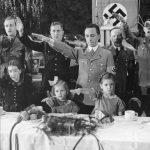 Joseph Goebbels z dziećmi (Wigilia 1937)
