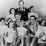 Joseph Goebbels z rodzina