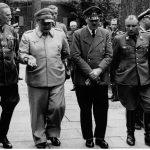 Keitel - Goering - Hitler - Bormann - Wilczy Szaniec - 1944