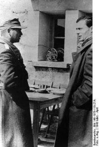 Stauffenberg - Tunezja - Afrika Korps - kwiecien 1943