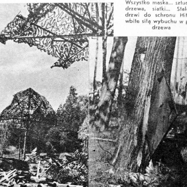 Żołnierz Polski - numer 12 (37) - 1946r - Maskowanie Kwatery