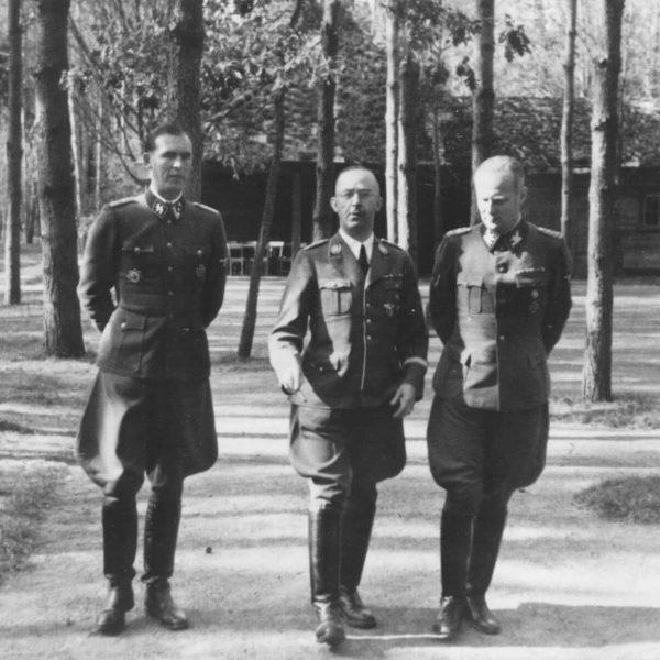 Himmler w Wilczym Szańcu