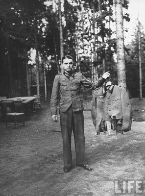 hitlers jacket after bombing wolfsschanze