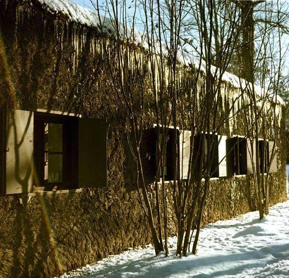 Tynk maskujący bunkry